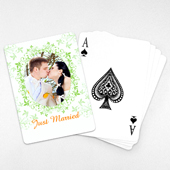 cheap Wedding Playing Cards