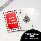 Timeless Frame - Custom Poker (63.5 x 88.9mm)