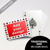 Timeless Frame - Custom Poker (Landscape) (63.5 x 88.9mm)
