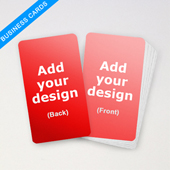 Business Deck Custom Blank Cards