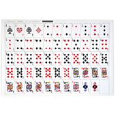 Uncut Sheet Playing Cards - Bridge Size