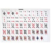 Uncut Sheet Playing Cards - Bridge Size