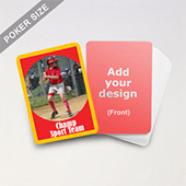 Create Your Own Sport Cards