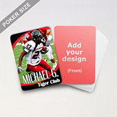 Custom Made Sports Trading Cards