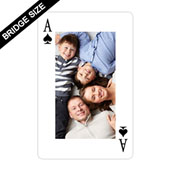 Custom Animated Bridge Playing Cards