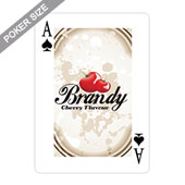 Custom Animated Poker Playing Cards