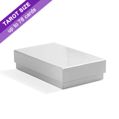 Plain Rigid Box for Tarot Cards