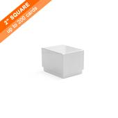 Plain Rigid Box for 200 Small Square Cards