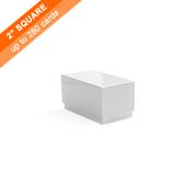 Plain Rigid Box for 280 Small Square Cards