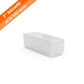 Plain Rigid Box for 440 Small Square Cards