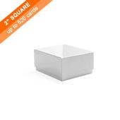 Plain Rigid Box for 520 Small Square Cards
