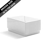 Plain Rigid Box for 126 Bridge Cards