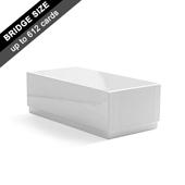 Plain Rigid Box for 612 Bridge Cards