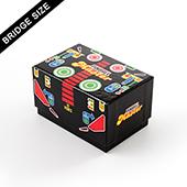 Custom Rigid Box for 54 Bridge Cards