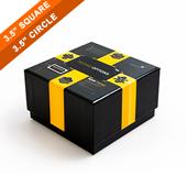 Custom Rigid Box for 54 Large Square Cards