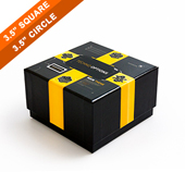 Custom Rigid Box for 156 Large Square Cards