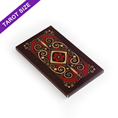 Custom sleeve box for 18 tarot size cards