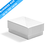 Plain Rigid Box for Business Size Cards