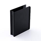 Black Playing Card Clip