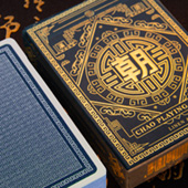 CHAO Porcelain Blue Ed. Playing Cards