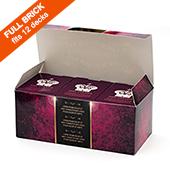 Custom Full Brick Box (flat top) for 12 Decks