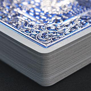 Close-up(blue deck)