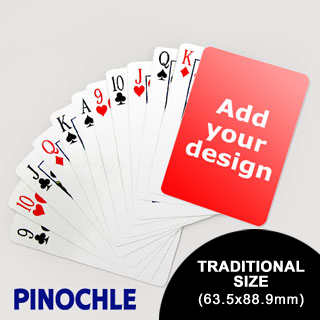 Pinochle Fun - Classic Choice (63.5 x 88.9mm)