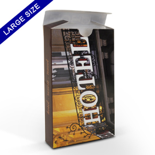 Custom Tuck Box for Large Playing Cards