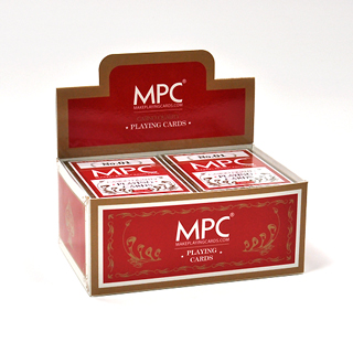 MPC Standard Red Half Brick