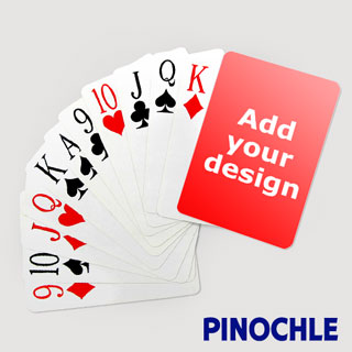 Pinochle Fun - Classic Choice with Jumbo Index