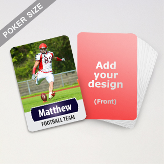 Custom Made Sport Cards