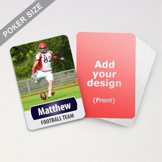 Custom Made Sport Cards