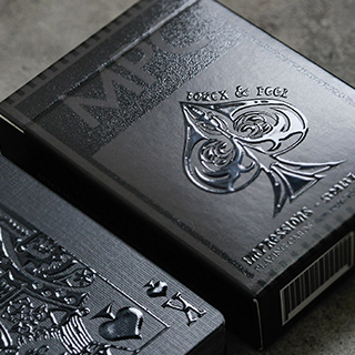 Impressions Stealth Ed. Playing Cards