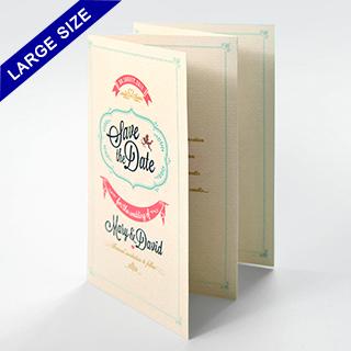 Custom Game Instruction Booklet (large size-8 sides)