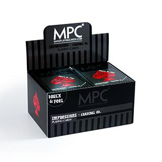 Impressions Cardinal Edition Half Brick (6 decks)