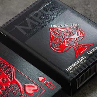 Mpc Impressions Cardinal Edition Playing Cards