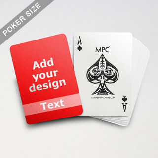 Clic Personalized Playing Cards