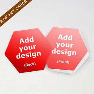 Small Custom Hex Cards 2.2