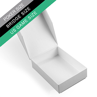 Plain Easy-Flip one-piece Box (Small)