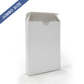Plain Tuck Box For 3.5x5 Cards