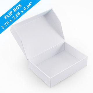 Plain Easy-Flip side open box