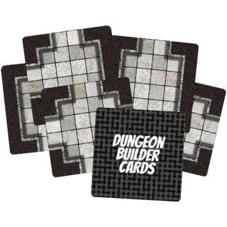 Square Custom Game Cards Deck