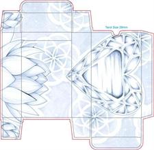 Custom Tarot Tuck Box
