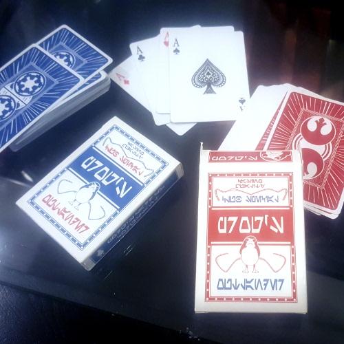 Classic Choice - Custom Poker Back