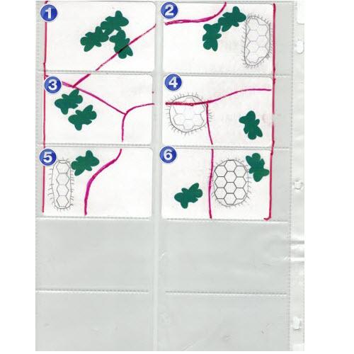 Custom Blank Game Cards - Landscape (63 x 88mm)