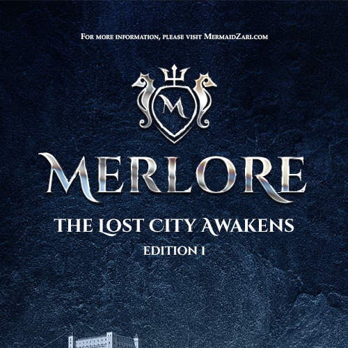Holographic Merlore The Lost City Awakens