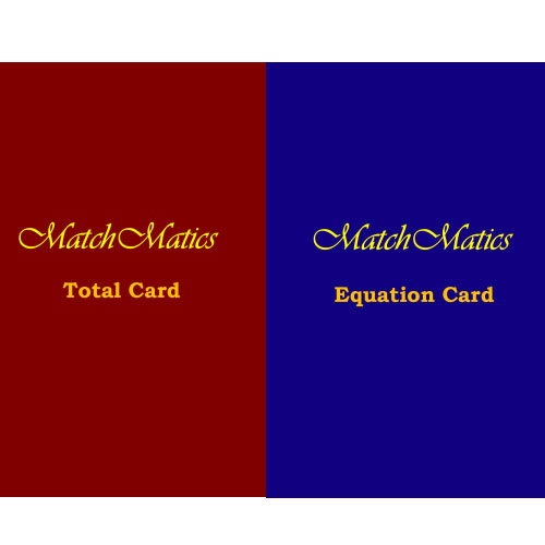 Custom US Game Deck Size Cards