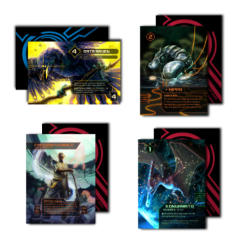 Custom Game Cards (63 x 88mm)