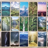 The Naturescapes Tarot