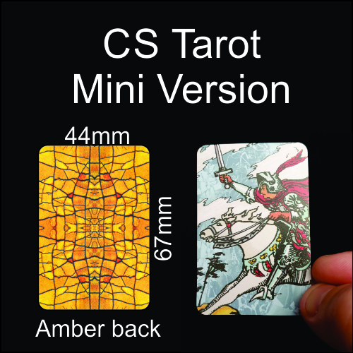 Custom Mini European Game Cards 44mm X 67mm